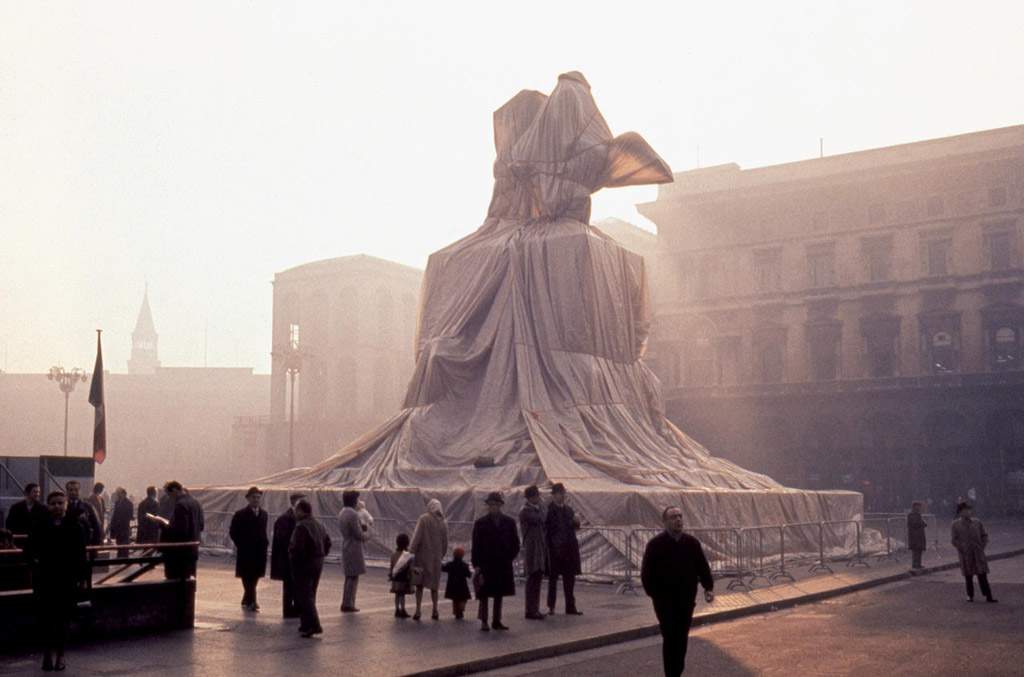 monumento nascosto