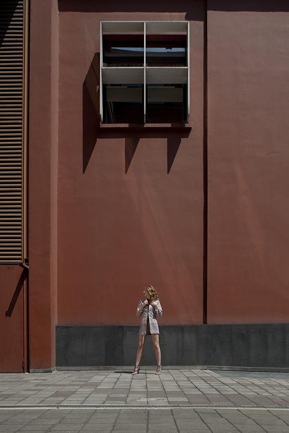 photosensitive dress