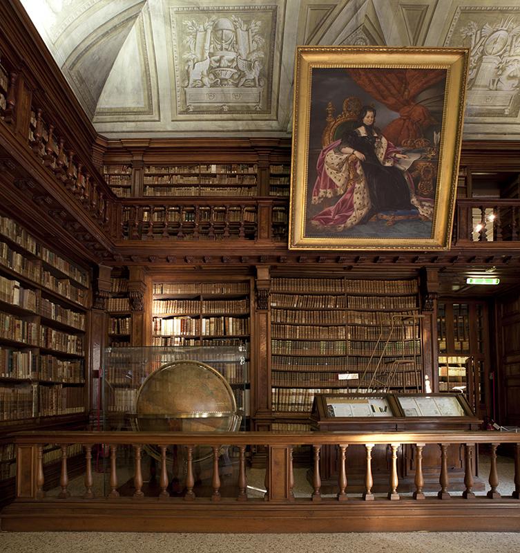 foto biblioteca braidense