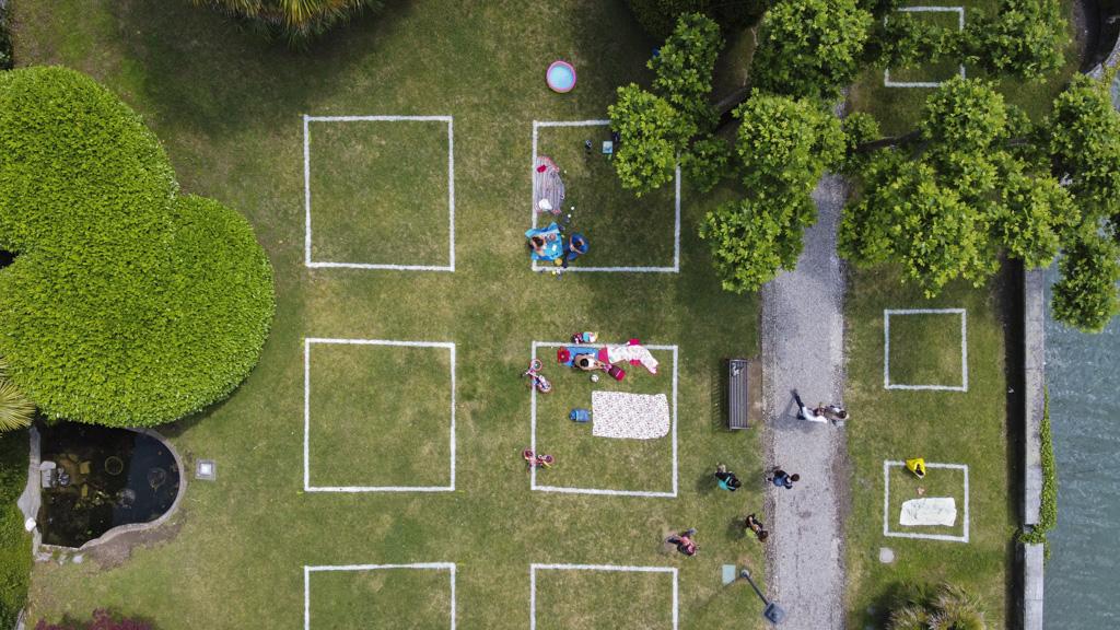 Tremezzo - parco Teresio Olivelli