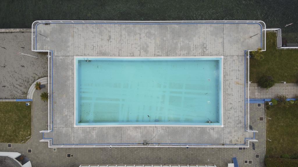 Tremezzo piscina